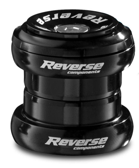Reverse Рульова Twister Black 1 1/8