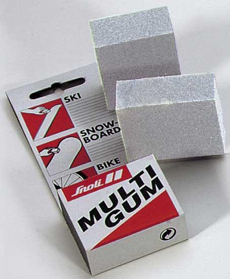 Snoli Абразивная резинка Mini-Multi