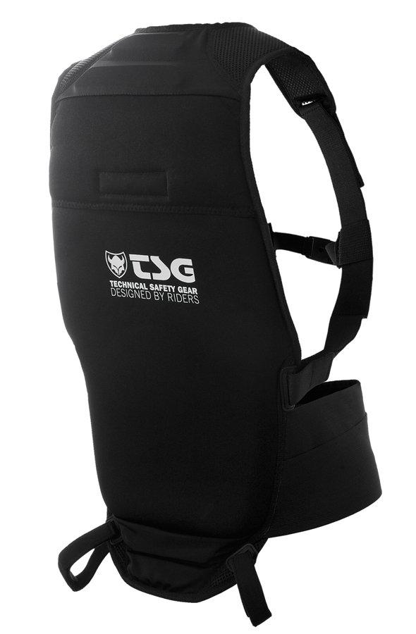 TSG Защита спины с поясом Trooper