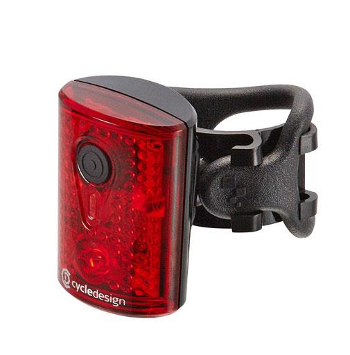 Cycledesign Ліхтар задній Safety USB