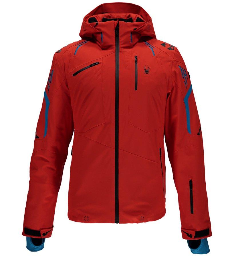 Spyder куртка утеплена MONTEROSA