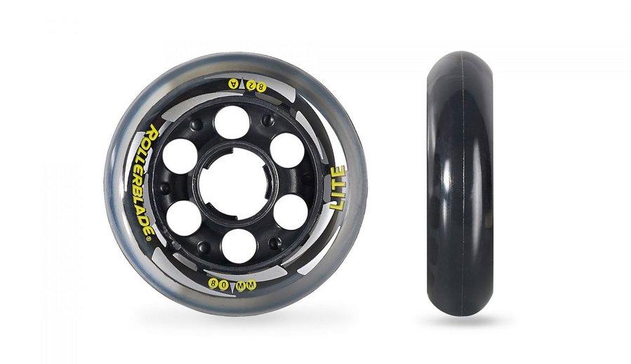 Rollerblade колеса комплект WHEELS PACK 80 / 82A