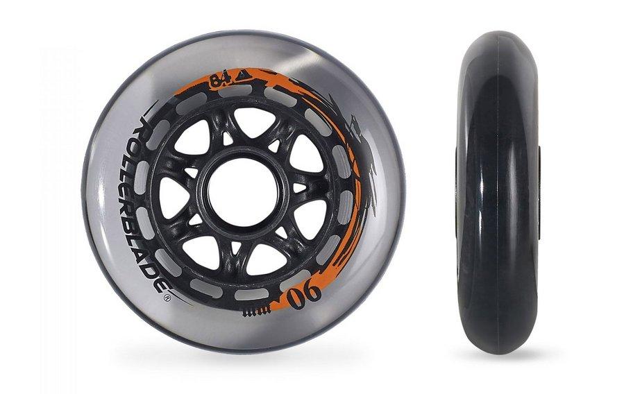 Rollerblade колеса комплект WHEELS PACK 90 / 84A
