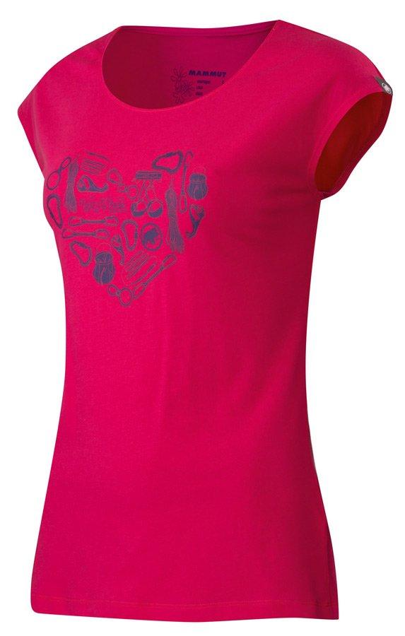 Mammut Футболка Cortina T-Shirt Women