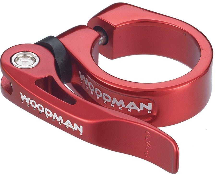 Woodman Хомут підсідельний DeathGrip QR 34.9мм