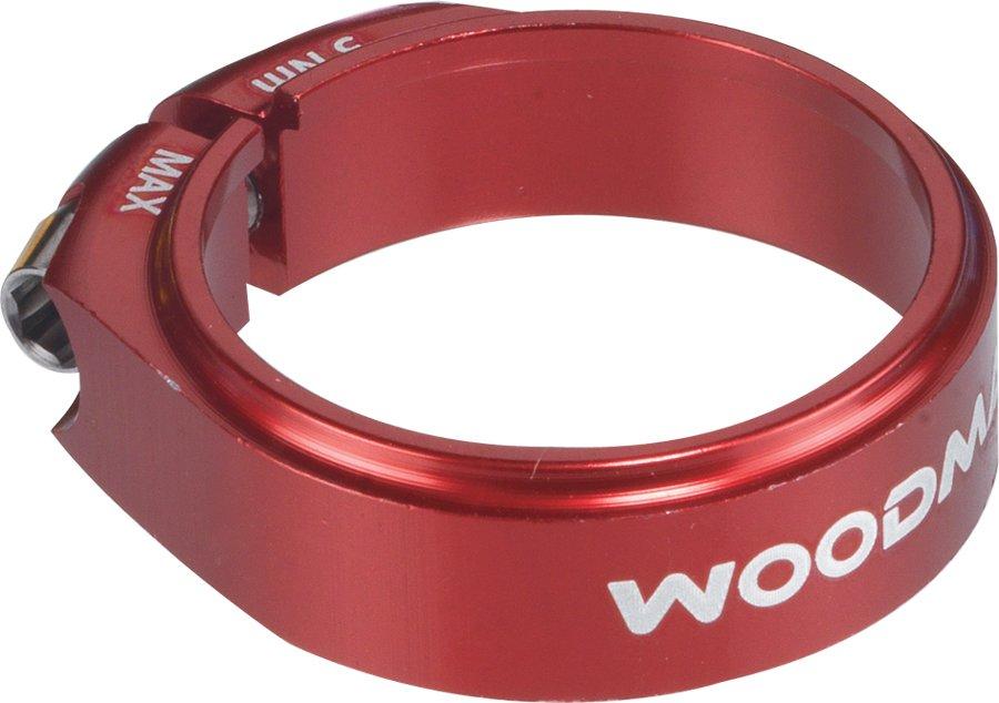 Woodman Хомут підсідельний Deathgrip SL 34.9мм