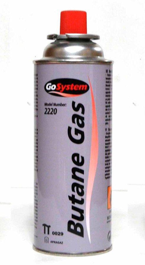GoSystem BAYONET BUTANE 220G