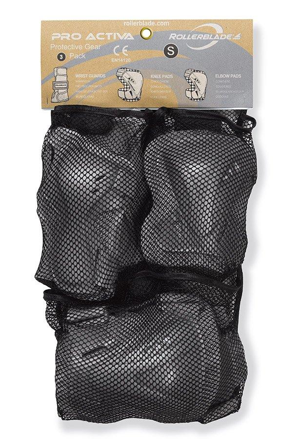 Rollerblade захист комплект PRO N ACTIVA 3 PACK
