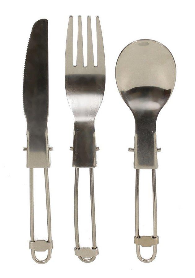 GoSystem SS fold Cutlery