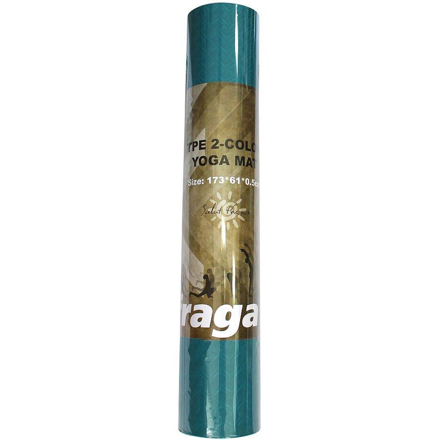 Saxifraga TPE 2-COLOR YOGA MAT