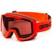 40% Briko LAVA P1 Простая и функциональная маска для гонок. Отличный  вариант как для юниоров ac12b123817fc