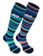40% K2 ALL-MOUNTAIN JR 2 PACK ALL-MOUNTAIN JR 2 PACK - шкарпетки створені  спеціально для юних спортсменів 3861cfd5c863c
