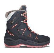 Ці середньої висоти зимові черевики з блискавкою на халяві мають рівень 3  теплозахисту і виконані повністю з… Бренд  Lowa Колекція  2018 2019 a89980a27d174